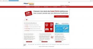 Marketplacs PriceMinister Service pagina